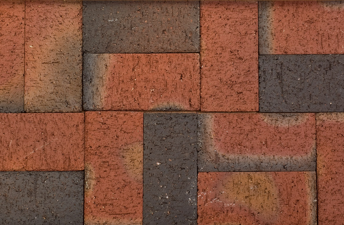 Flashed 2 1 Brick Pavers King Masonry Yard Ltd