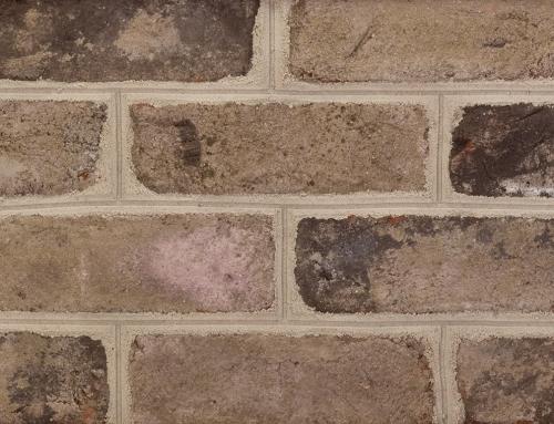 Smoky Mountain Handmade Brick